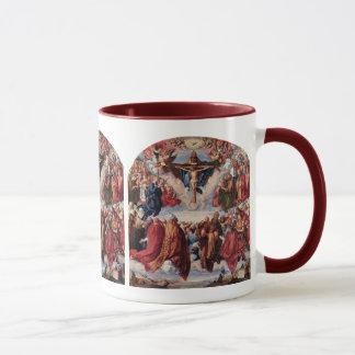 Mug Adoration de la trinité par Albrecht Durer, 1511