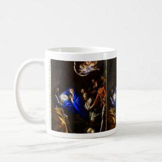 Mug Adoration des bergers | Philippe de Champaign