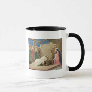 Mug Adoration des Magi, 1857