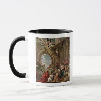 Mug Adoration des rois, 1573