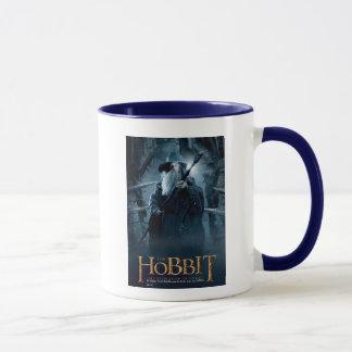 Mug Affiche 3 de caractère de Gandalf