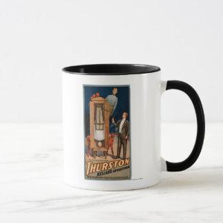 Mug Affiche de magie de successeur de Thurston Kellar