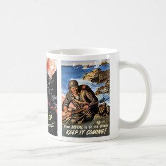 Mug Affiches #1 de la guerre mondiale 2