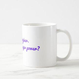 Mug Affirmation de travailleur social