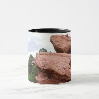 Mug Affleurement rocheux au jardin des dieux