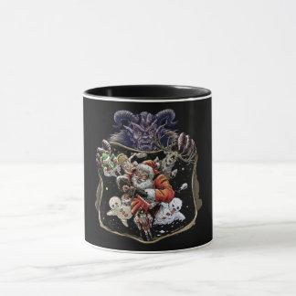 Mug Âge de ligue de Noël de Krampus