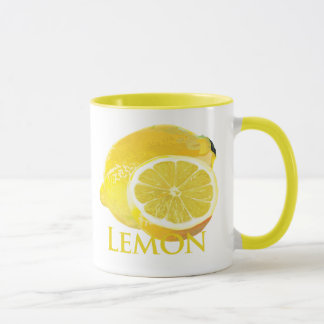 Mug Agrume de citron