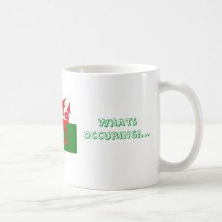 Mug Ah ! , Ce qui se produit ! …
