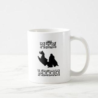 Mug AÏE KIDO - Jeux de Mots - Francois Ville