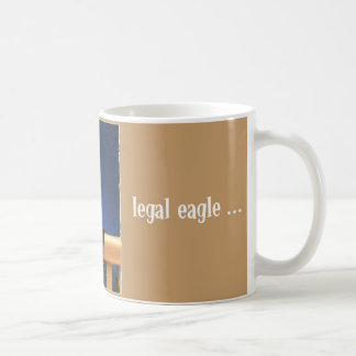 Mug Aigle juridique