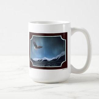 """Mug """"Ailes de la nuit"""" Eagle"""
