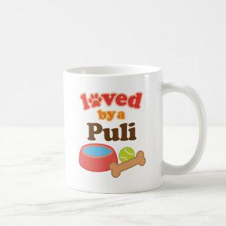Mug Aimé par un Puli (race de chien)
