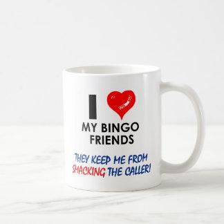 Mug Aimez mes amis de bingo-test !