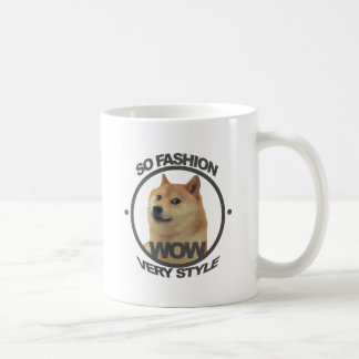 Mug Ainsi mode, ainsi doge