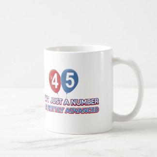 Mug aint 45 juste un nombre