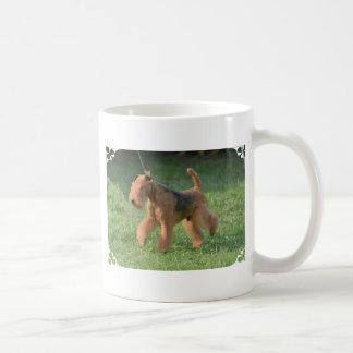 Mug Airdale doux Terrier