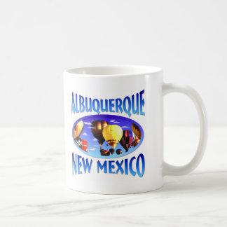 Mug Albuquerque Nouveau Mexique