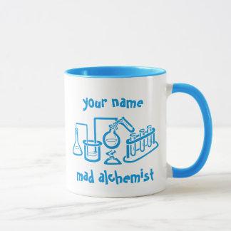 Mug Alchimiste fol personnalisé