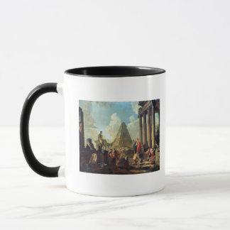 Mug Alexandre III le grand avant la tombe