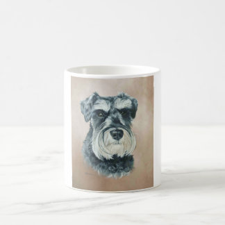 Mug Alfie - schnauzer miniature
