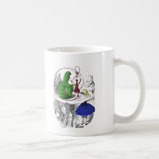Mug Alice et Caterpillar