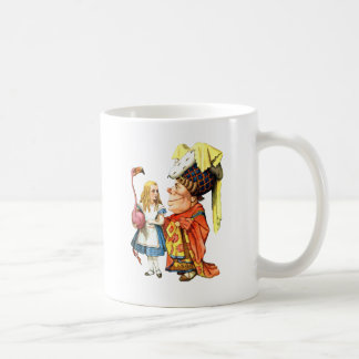 Mug Alice et la duchesse Play Flamingo Croquet