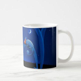 Mug Alien et caméléon