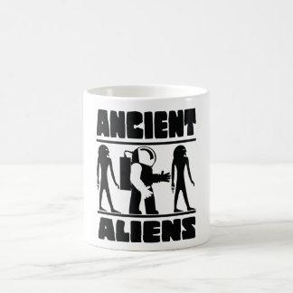 Mug Aliens antiques