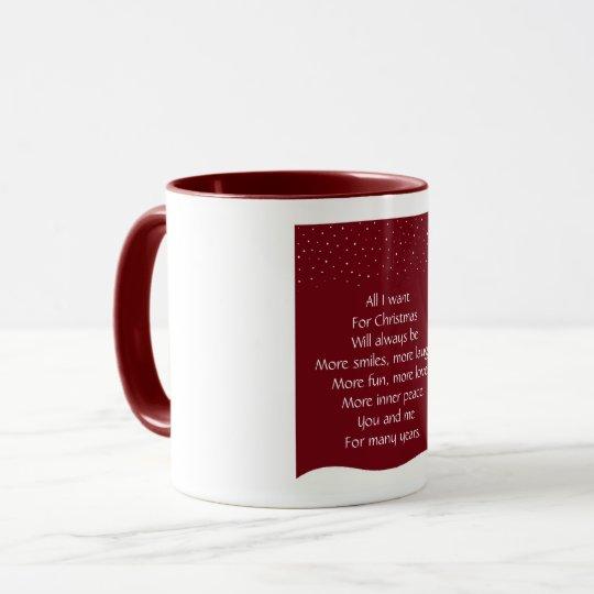 Mug All I Want