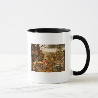 Mug Allégorie d'automne