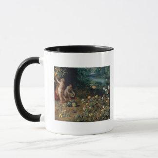 Mug Allégorie de l'abondance, détail