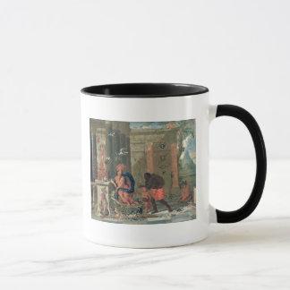 Mug Allégorie de l'Amérique, 1691