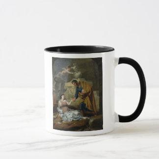 Mug Allégorie des arts et du patronage