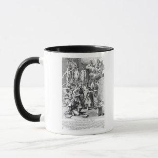 Mug Allégorie d'un studio de conception
