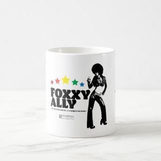 Mug Allié de Foxxy (conception noire)