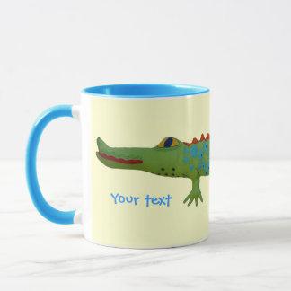 Mug Alligator