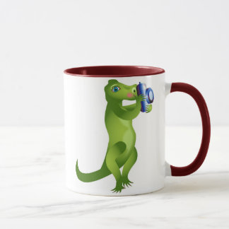 Mug Alligator d'appareil-photo