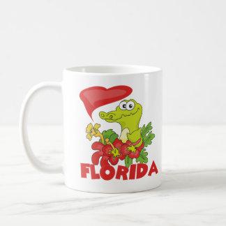 Mug Alligator de la Floride