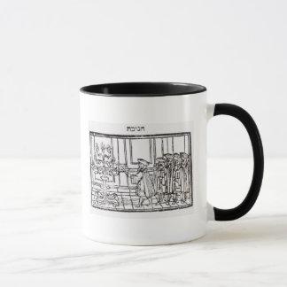 Mug Allumage du Menorah