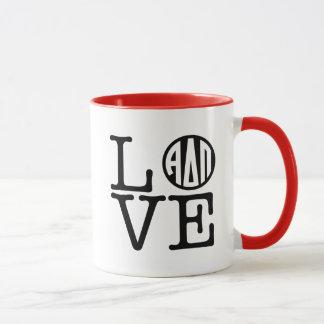 Mug Alpha amour du delta pi |