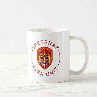 Mug Alpha de Spetsnaz