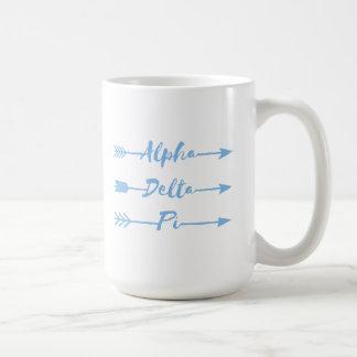 Mug Alpha flèches du delta pi |