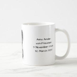 Mug Amalie von Preussen d'Anna