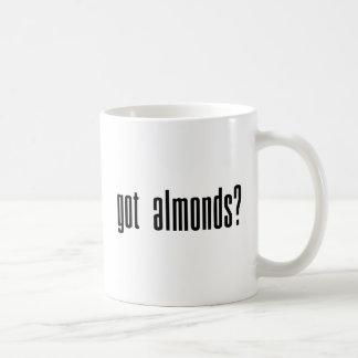 Mug Amandes obtenues ?