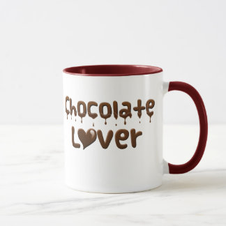 Mug Amant de chocolat