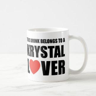 Mug Amant de Krystal