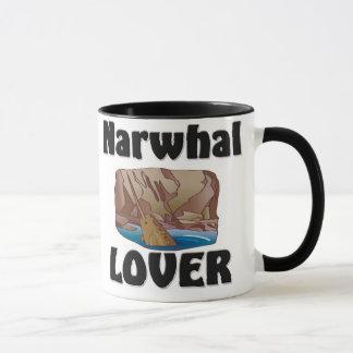 Mug Amant de Narwhal