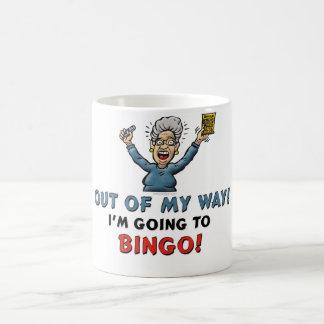 Mug Amants de bingo-test