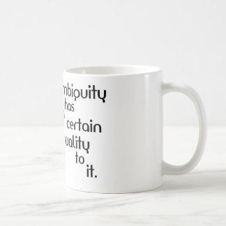 Mug Ambiguïté