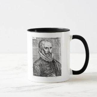 Mug Ambroise épluchent 1582